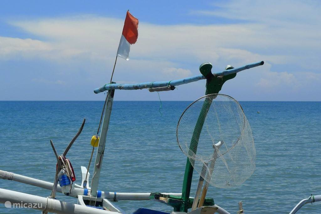 naastgelegen vissersdorpje