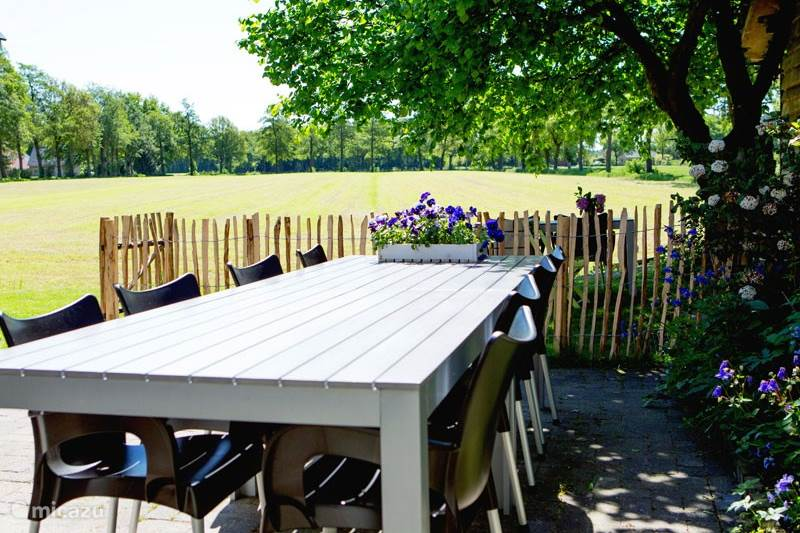Vakantiehuis Nederland, Friesland, Wijnjewoude Landhuis / Kasteel Heerlijk gezinshuis, langere periode