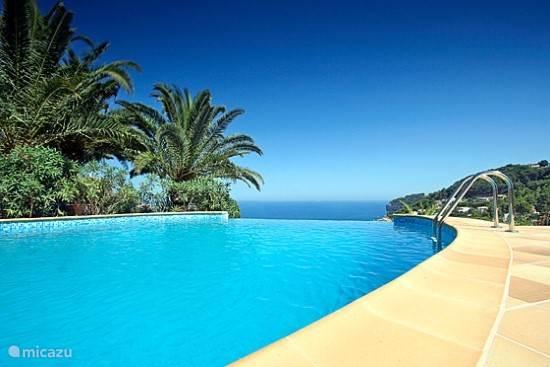 zwembad villa ancla