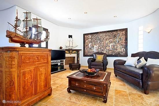 woonkamer villa ancla