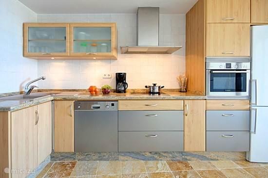 keuken villa ancla