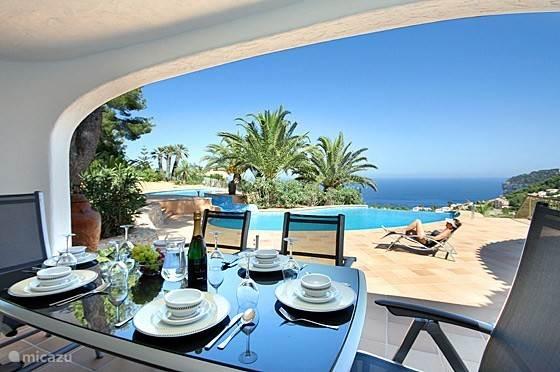 veranda villa ancla