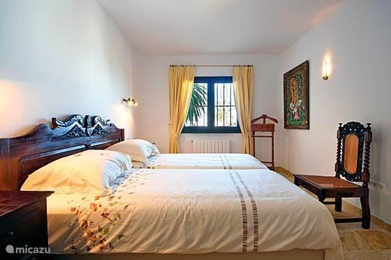 slaapkamer villa ancla