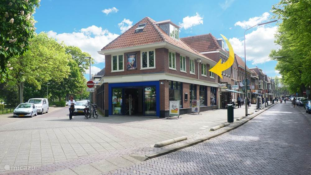 Vakantiehuis Nederland, Noord-Holland, Hoorn - appartement Vakantiewoning Hoorn Noord-Holland