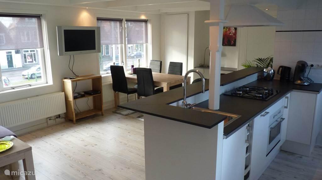Vakantiehuis Nederland, Noord-Holland, Hoorn Appartement Vakantiewoning Hoorn Noord-Holland