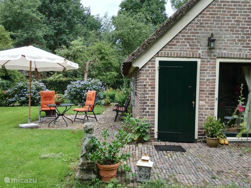 "Vacation rental Netherlands, Drenthe, Benneveld - apartment Holiday Apartment ""Under the linden"""
