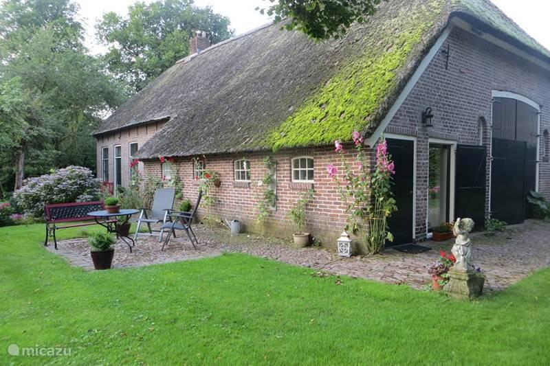 Vakantiehuis Nederland, Drenthe, Benneveld Appartement Vakantieappartement 'Onder de linde'