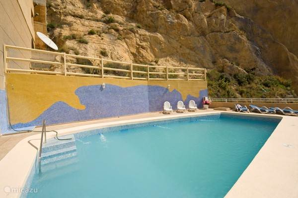Vakantiehuis Spanje, Costa Blanca, Altea Appartement Mooi appartement in luxe haven Altea