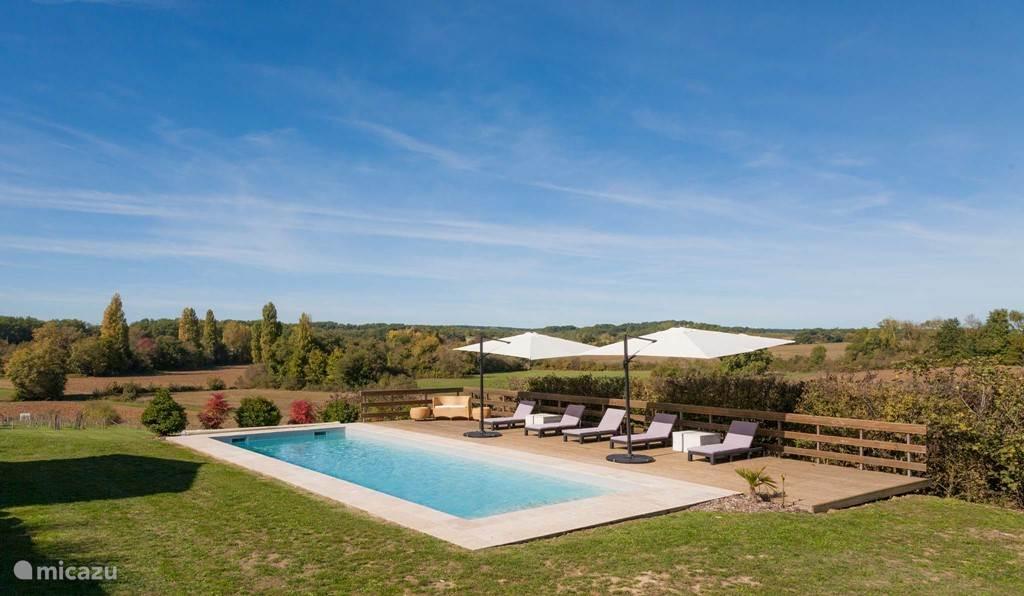 Vakantiehuis Frankrijk, Aquitaine, Paulhiac Gîte / Cottage Domaine de Moutou