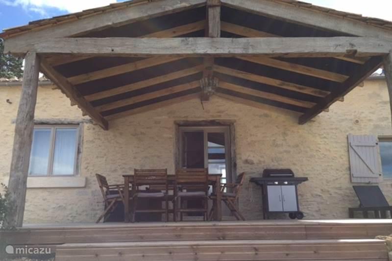 Vakantiehuis Frankrijk, Lot-et-Garonne, Paulhiac Gîte / Cottage Domaine de Moutou
