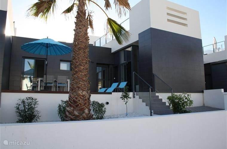 Vakantiehuis Spanje, Costa Blanca, Orihuela Costa Geschakelde woning Moderne vakantiewoning Villamartin