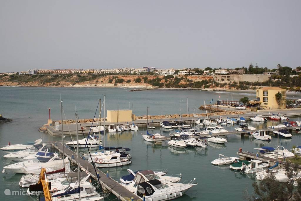 haven van Torre de la Horradada