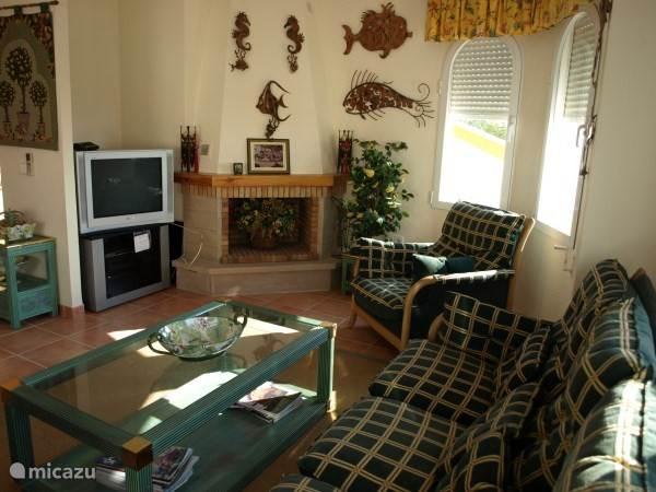 Vakantiehuis Spanje, Costa Blanca, Altea Chalet Villa Altea Hills