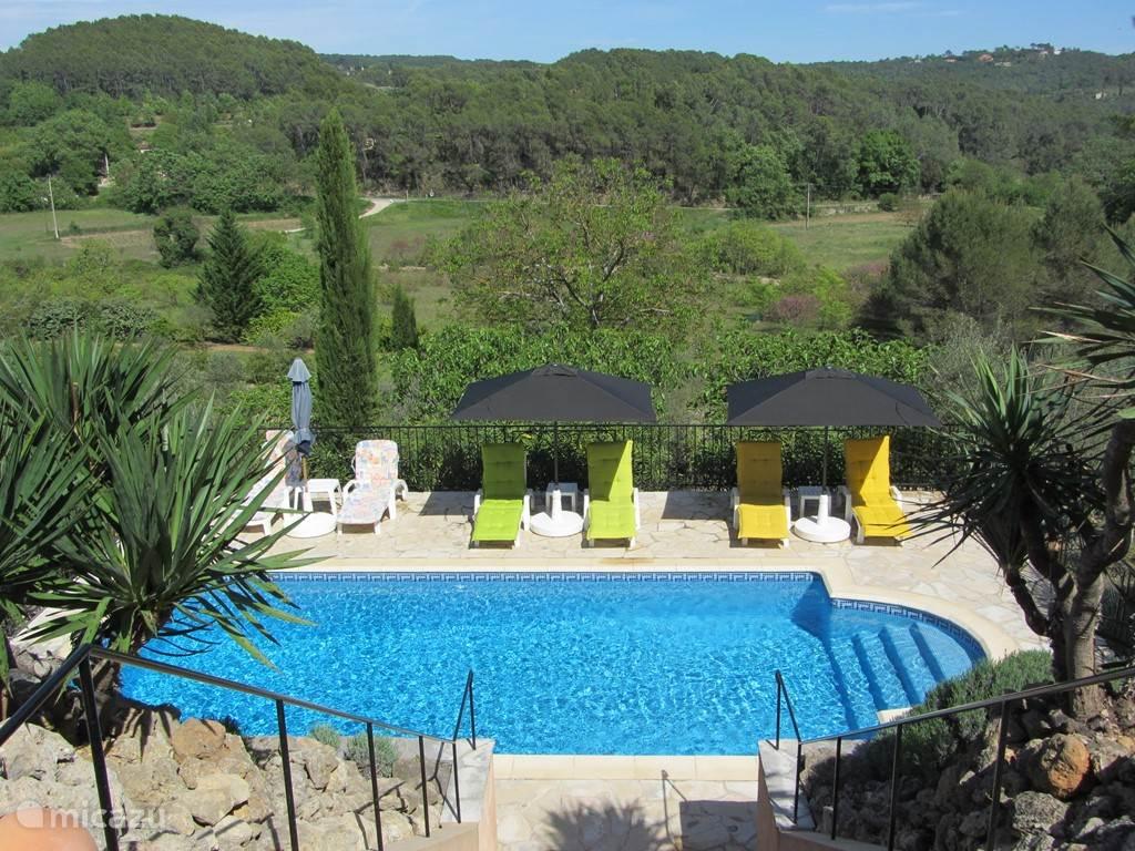 Vakantiehuis Frankrijk, Provence, Saint-Antonin-du-Var Villa La Farigoulette