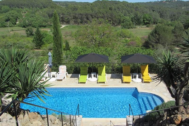 Vakantiehuis Frankrijk, Var, Saint-Antonin-du-Var Villa La Farigoulette