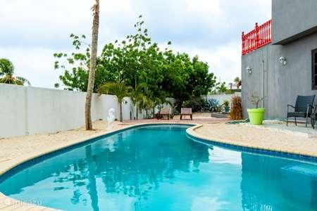 Vakantiehuis Curaçao, Banda Ariba (oost), Mambo Beach - appartement 2 Slaapkamer apartement