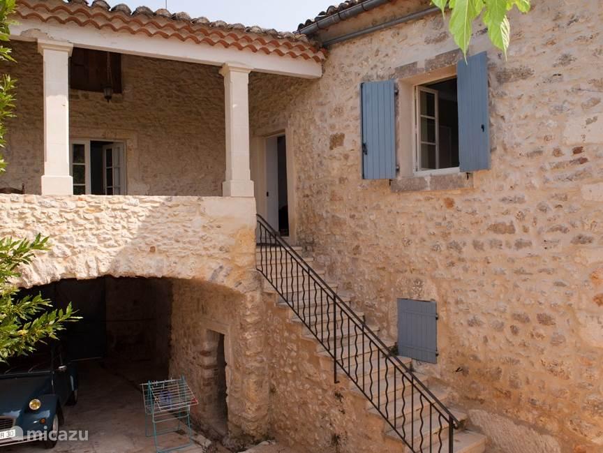 Vakantiehuis Frankrijk, Gard, Brouzet-lès-Alès vakantiehuis Maison de l' Horloge