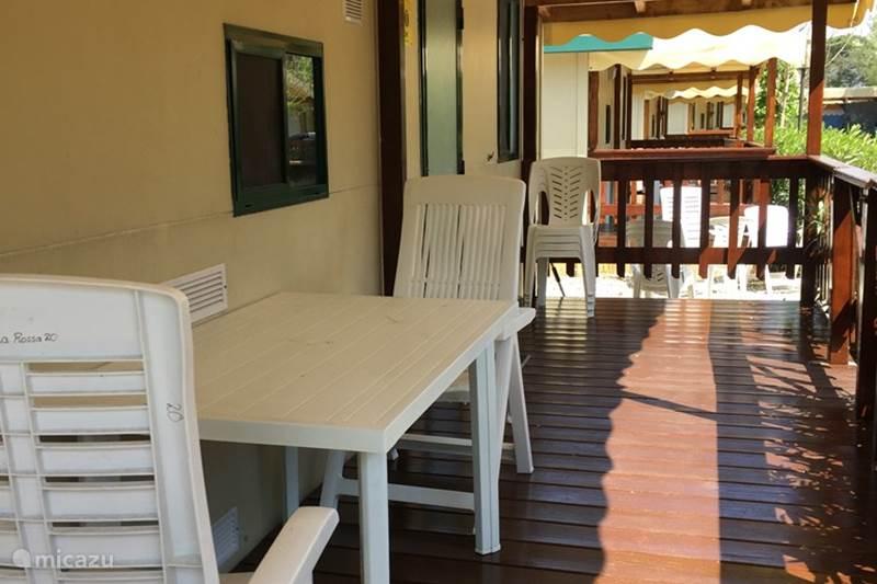 Vakantiehuis Italië, Toscane, Viareggio Stacaravan Mobile Home Italië nr.19.Mare