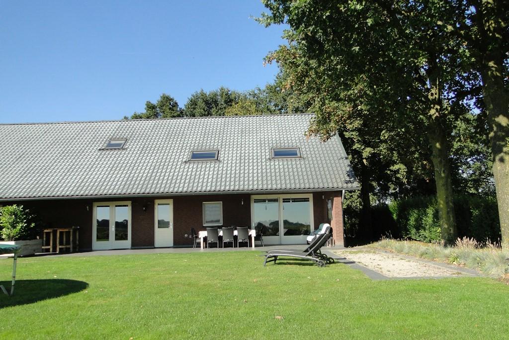 """In de winter comfortabel en warm genieten in Mooizicht""""."""" op het Brabantse land met 10% korting."""