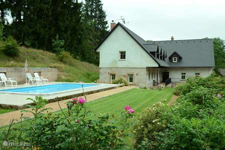 Vacation rental Czech Republic, Giant Mountains, Stupná apartment Stupna-hoeve apartement 4