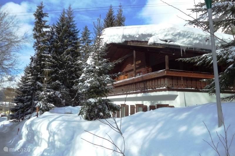 Vacation rental Austria, Tyrol, Maurach Chalet Q-alm