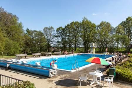 Openluchtzwembad 'De Kuiperberg' Ootmarsum