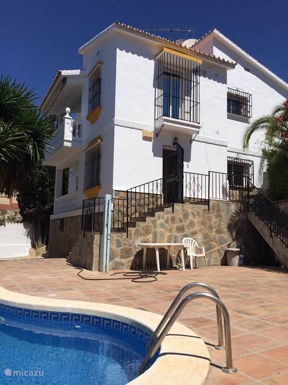 Casa Andalucia in Benajarafe