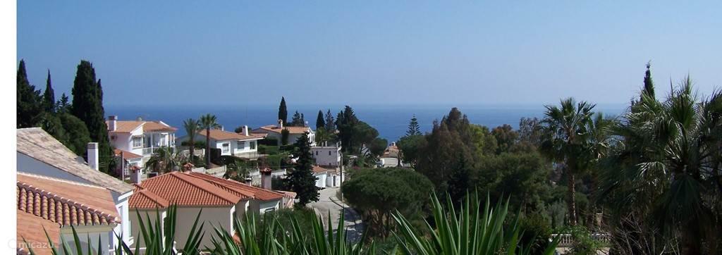 Uitzicht van Casa Andalucia