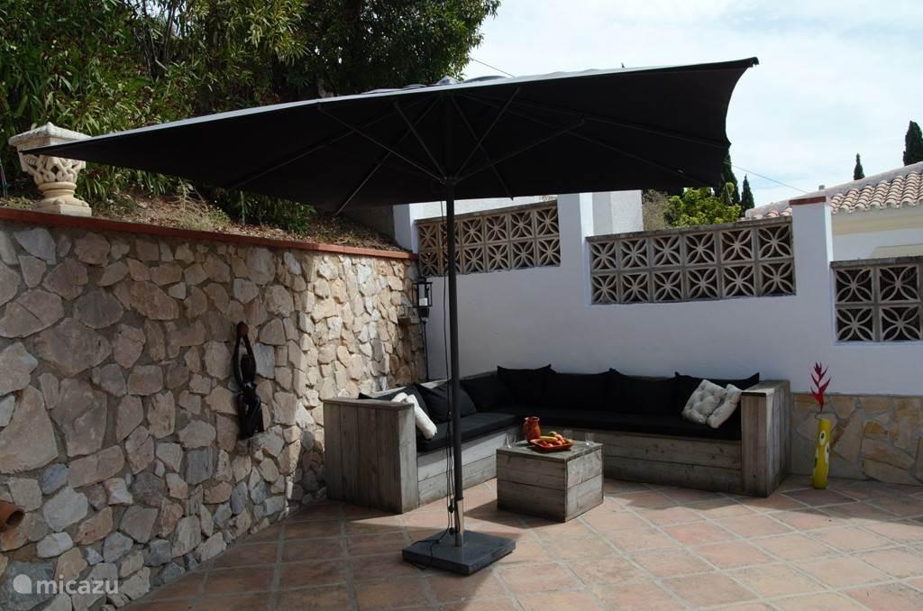 Loungeset van Casa Andalucia