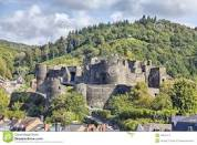 La Roche-en-Ardennes, historic town in the heart of the Ardennes