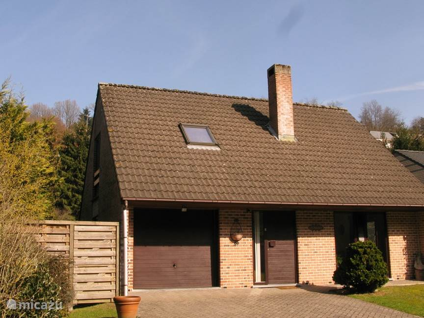 Vacation rental Belgium, Ardennes, La Roche-en-Ardenne - holiday house Loons Nest