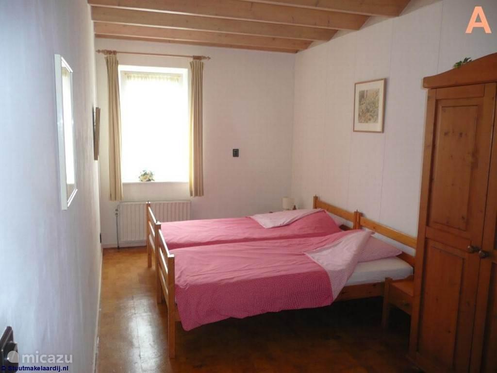 slaapkamer luxeappartement