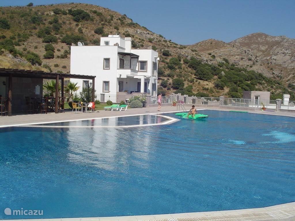 Zwembad met gratis wifi.