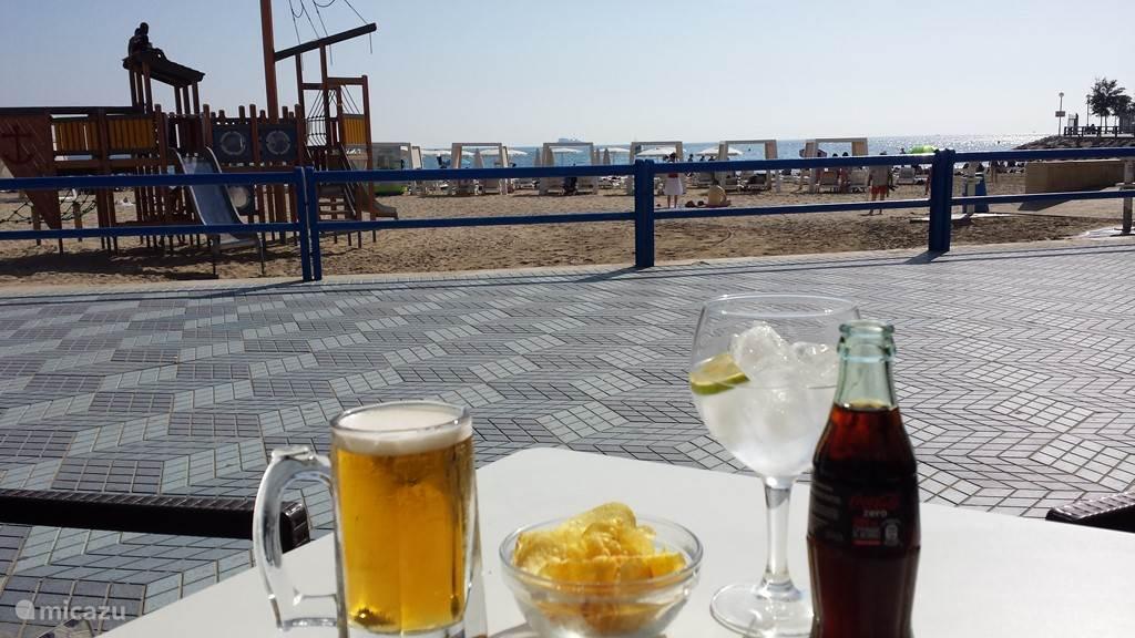 Strand van Alicante
