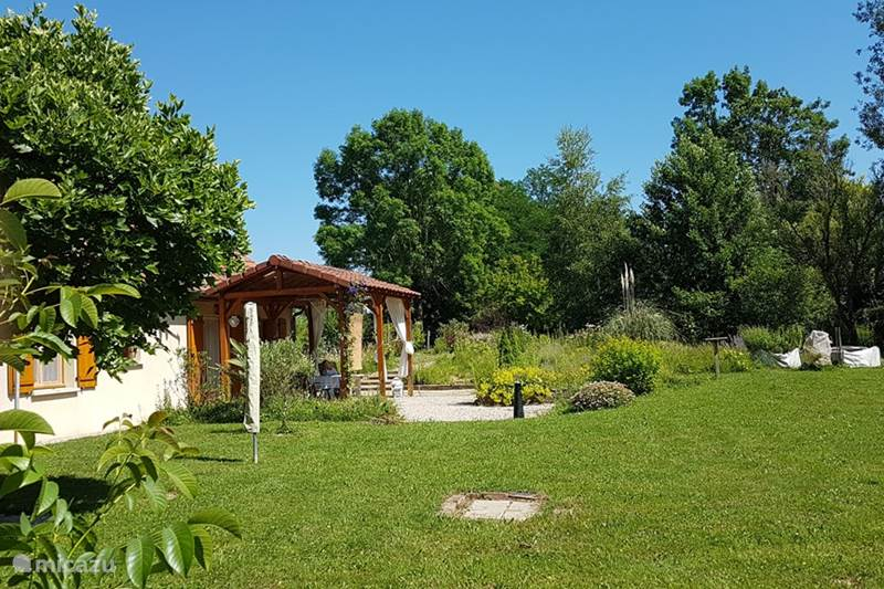 Vakantiehuis Frankrijk, Saône-et-Loire, Frontenaud Vakantiehuis Bos Residence