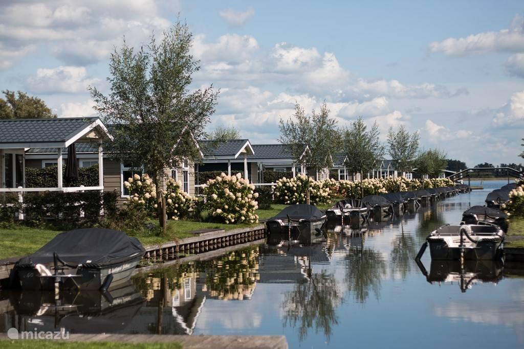 Vakantiepark Giethoorn, gelegen middenin het authentieke en pittoreske Giethoorn