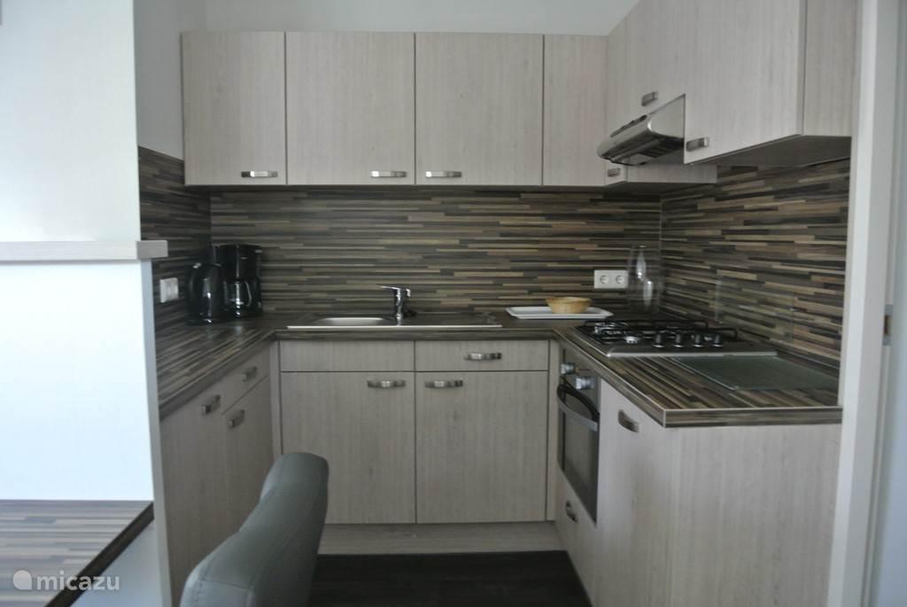 Type Roerdomp 6 personen - Keuken
