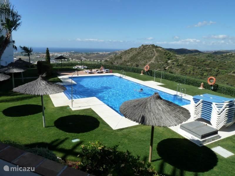 Vakantiehuis Spanje, Costa del Sol, Marbella Appartement Apartement  Arqueros Golf Marbella