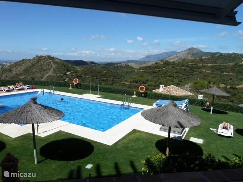 Vakantiehuis Spanje, Costa del Sol, Marbella Appartement Appartement Arqueros Golf Marbella