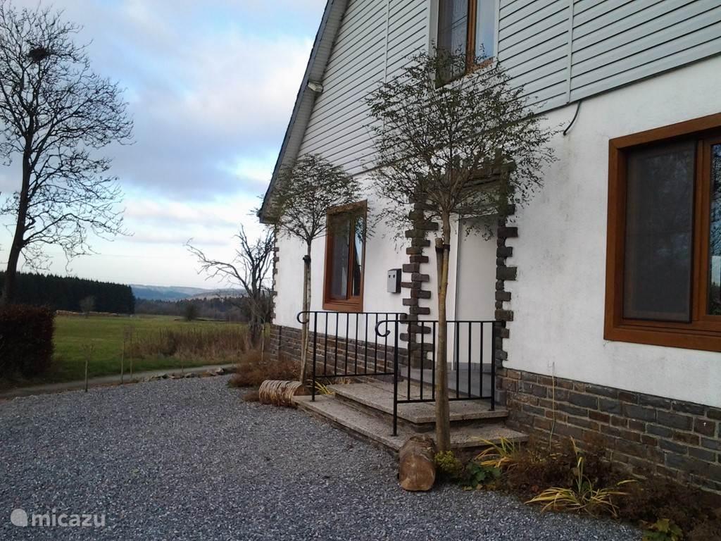 Ferienwohnung Belgien, Ardennen, La Roche-en-Ardenne Ferienhaus Maison aux 4 vents