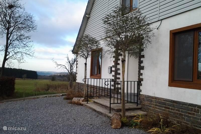 Vakantiehuis België, Ardennen, La Roche-en-Ardenne Vakantiehuis Maison aux 4 vents met hottub !
