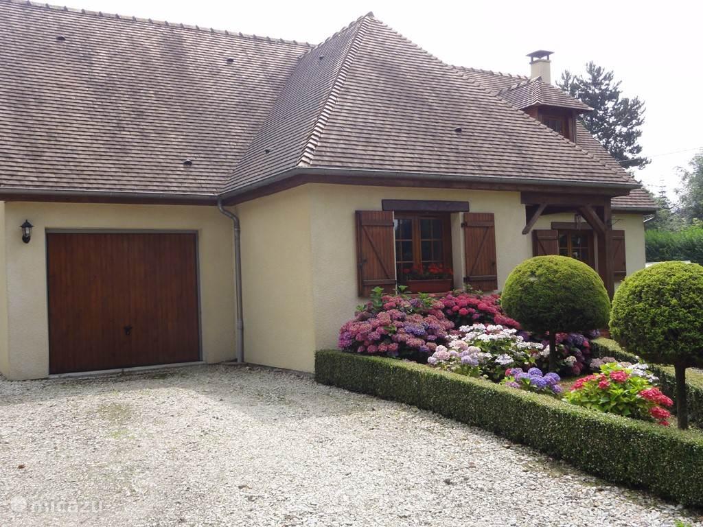Vakantiehuis Frankrijk, Normandië, Saint-Aubin-du-Thenney Gîte / Cottage Gîte La Mévrière