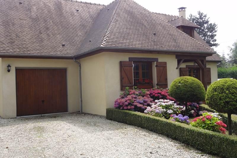 Vakantiehuis Frankrijk, Eure, Saint-Aubin-du-Thenney Gîte / Cottage Gîte La Mévrière