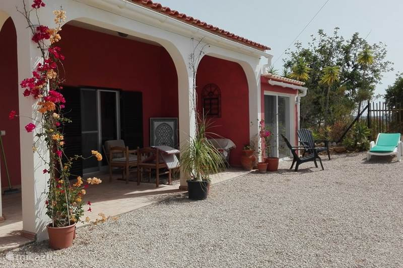 Vacation rental Portugal, Algarve, Moncarapacho Holiday house Monte Mimosa, Alojamento Local 53713