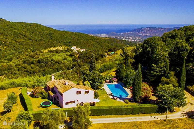 Vakantiehuis Frankrijk, Côte d´Azur, Tanneron Villa Villa la Fermic
