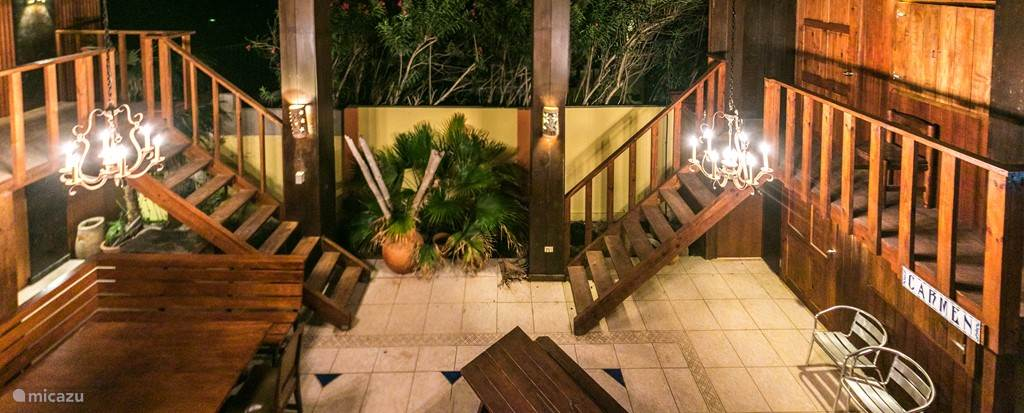 Vacation rental Aruba, Oranjestad, Balashi Apartment Apartment Carmen Teun