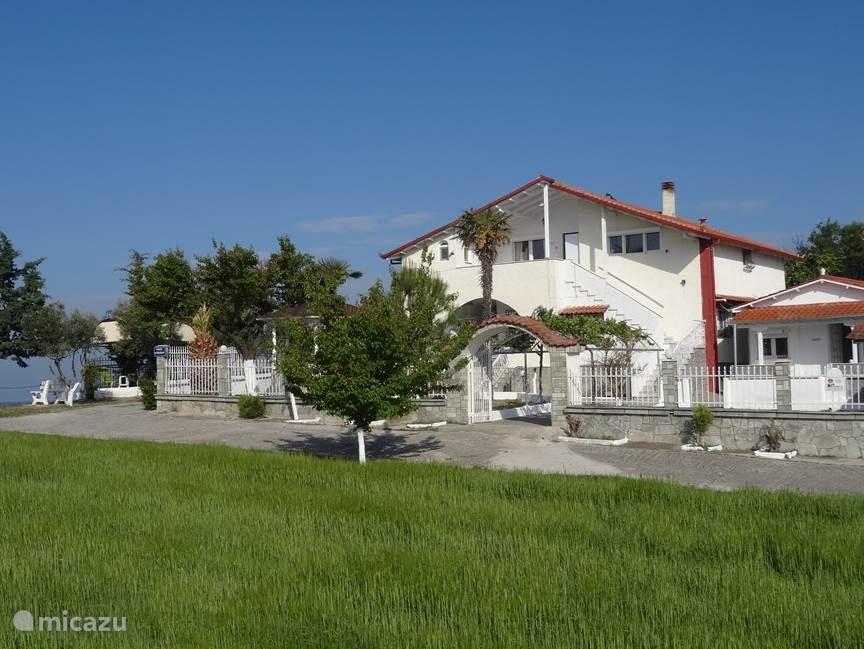 Vacation rental Greece, Chalkidiki – villa Villa Tikozidis, Apollo
