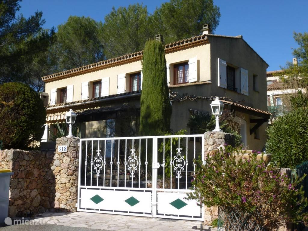 Vakantiehuis Frankrijk, Côte d´Azur, Frejus villa Villa L'Aqueduc