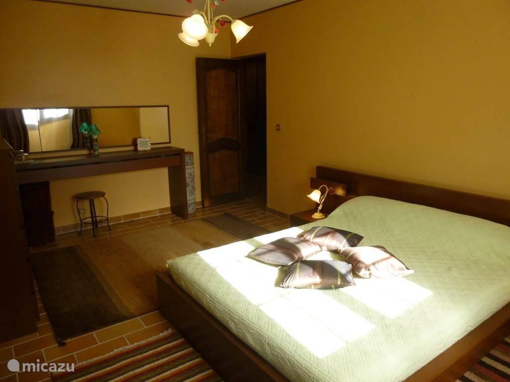 één van de vier Slaapkamers.