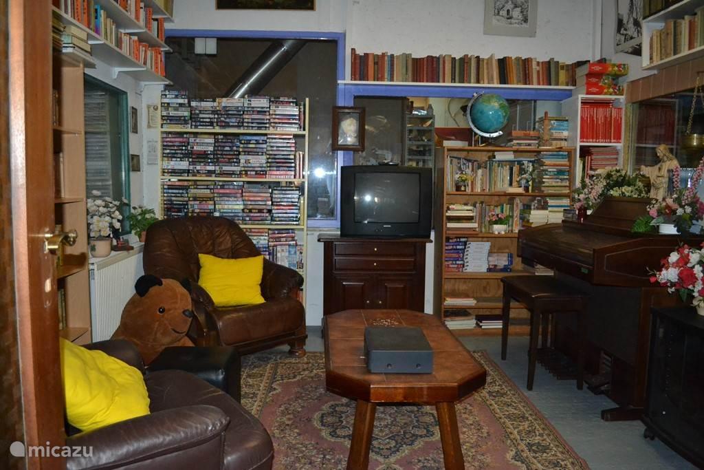 videotheek/bibliotheek